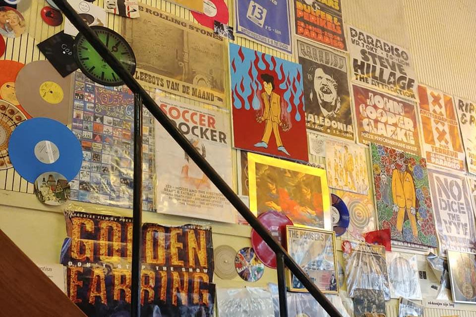 Paradiso Posters Martin Kaye