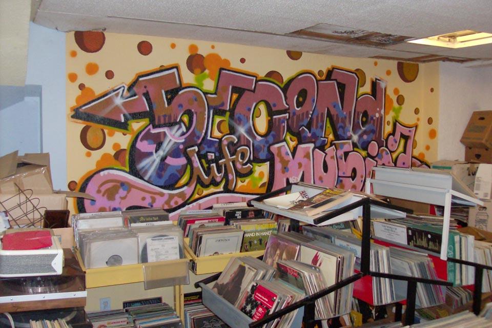 Graffiti Kasper van Ling