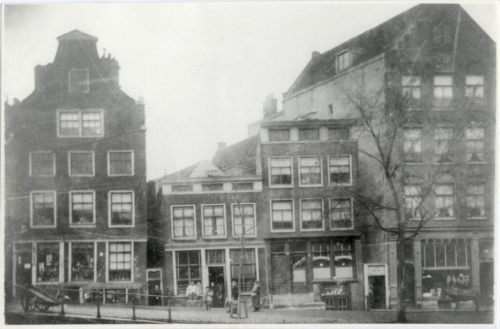 Slagerij Prinsengracht 366 (begin 19e eeuw)